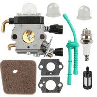Vergaserluftfilter-Kit für STIHL FS45 FS46 FS55 FC55 FS38 HS45 FS74 FS75
