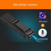 1 Stück Mini Body Kamera,1 Stück USB-Kabel