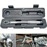 """1/4""""  5-25Nm Adjustable Torque Wrench Drehmomentschlüssel Einstellbar Handwerkzeuge Handschlüssel Drehmoment Ratsche Schraubenschlüssel"""