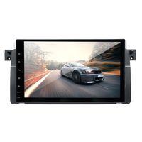 "9 ""Autoradio GPS Navi DAB OBD WiFi Android 8,0 Für BMW E46 M3 325 3er 320 Kamera"
