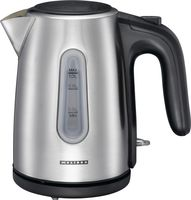 Melissa 16130307 Wasserkocher Edelstahl 1 Liter Praktischer Design Edelstahl Wasserkocher 1100 Watt