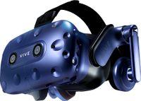 HTC Vive Pro - Dediziertes obenmontiertes Display - Violett - AMOLED - 2880 x 1600 Pixel - 90 Hz - 110°