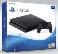 PlayStation 4  Slim  1 TB Schwarz
