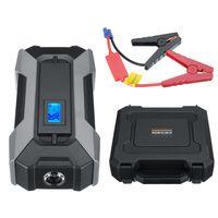 10000mAh Auto Jump Starter Digital Powerbank Booster Starthilfe Ladegerät USB