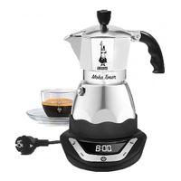 BIALETTI ALUMINIUM ESPRESSOKOCHER für 3 Tassen Elektrisch Espresso Maker MOKA