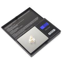Präzisionswaagen,Elektronische Mini-Taschenwaage,Feinwaage,Goldwaage, genau 0,01 g, Reichweite 200 g