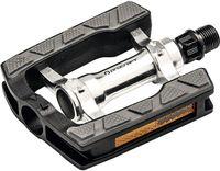 Procraft Pedal City Grip Pro, Alu, schwarz/silber