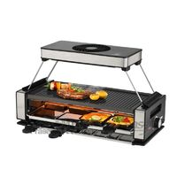 Unold: Raclette mit Dunstabzugshaube SMOKELESS (48785)