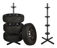 Reifen- und Felgenbaum für 4 Räder, Stahl