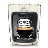 Tchibo Cafissimo mini Kaffee Kapselmaschine, Classy White