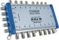 SCHWAIGER -SEW516 531- SAT Multischalter 5 ? 16, Silber/Blau