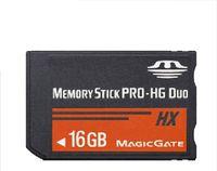 16 GB Memory Stick MS Pro Duo-Speicherkarte für Sony PSP High-Speed