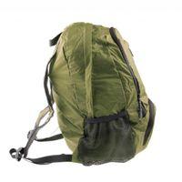 Wasserdichte Outdoor Wanderreiserucksack Faltbaren Campingbeutel Rucksack Ag Farbe Armeegrün
