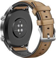 Huawei Watch GT graphite Black, Farbe:Saddle brown