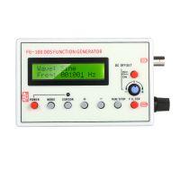 1HZ-500KHZ FG-100 DDS Funktionssignalgenerator Sinusdreieck Quadratisches Saegezahn-EKG Rauschausgang Frequenzmesser Signalquellenmodul Frequenzzaehler