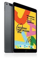 Apple iPad 2019  (10,2', Wi-Fi, 128 GB), Farbe:Spacegrau