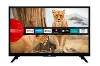 JVC LT-24VH5965 60 cm / 24 Zoll Fernseher (Smart TV inkl. Prime Video / Netflix / YouTube, HD-Ready, Bluetooth, Triple-Tuner)