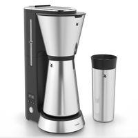 WMF 412260011 KÃÅCHENminis Aroma Filterkaffeemaschine mit Thermoskanne silber