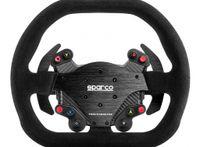 ThrustMaster TS-XW Racer Sparco P310 Competition Mod - Lenkrad + Pedale - PC,Xbox One - Digital - 1080° - Verkabelt - Schwarz