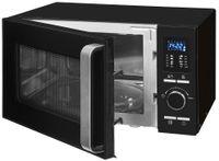 Exquisit Mikrowelle MW 8925-7 Hsw | 900 Watt | Grill | Schwarz