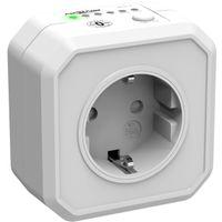 ANSMANN AES1 Energiespar-Steckdose Timer-Steckdose Zeitschaltuhr Waschmaschine
