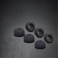 Schwamm Silikon Memory Foam Ersatz Ohrstöpsel Ohrhörer für Apple Airpods Pro Kopfhörer