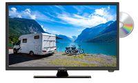 Reflexion LDDW24I+/ 24  Zoll LED-Smart-TV mit Triple-Tuner, Bluetooth und intg. DVD-Player 12/24/230 Volt
