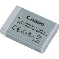 Canon Battery Pack NB-13L - Kamerabatterie Li-Ion 1250 mAh - für PowerShot G7 X