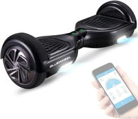 Hoverboard Bluewheel HX310s App-Steuerung Farbe: Carbon E-Balance Selfbalance Scooter E-Skateboard Stehroller Elektroroller LED