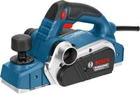 Bosch GHO 26-82 D Professional, Schwarz, Blau, Silber, Aluminium, 16500 RPM, 8,2 cm, 8 m/s², 1,5 m/s²