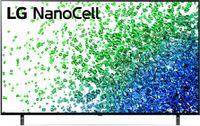 LG 4K Ultra HD NanoCell TV 126m (50 Zoll) 50NANO809PA, Triple Tuner, HDR10, Smart TV, Sprachstuerung