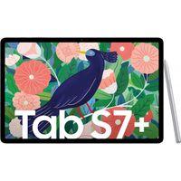 Samsung Galaxy Tab S7+ T970N 12.4 Zoll WiFi 128GB 6GB RAM Silver Android Tablet