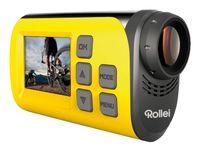 Rollei Actioncam S-30 WIFI 2 Megapixel Full HD Actionkamera, CMOS-Sensor, 1,5 Zoll (3,81 cm) Display, WLAN, stoßfestes Gehäuse
