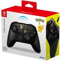 Hori HORIPAD - Gamepad - Nintendo Switch - D-Pad - Kabellos - Bluetooth - USB Typ-C