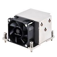 SilverStone Xenon XE02-2011 - Prozessor - Kühler - 6 cm - LGA 2011 (Socket R),LGA 2066 - 9000 RPM - 55 dB
