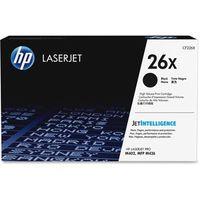 HP 26X Tonerkartusche - Schwarz - Laserdruck - Hoch Kapazität - 9000 Seiten