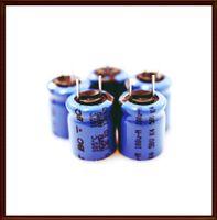 10x Elko 100µF / 50V 125° Kondensator 100uF (Ø13x10mm) RM4 *10pcs* #720320