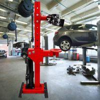NEU Federspanner KFZ Werkzeug Strut 1T Hydraulischer Federspanner Federbeine Spanner 7-Fach verstellbar max.1000 kg, Höhen Einstellbar DHL
