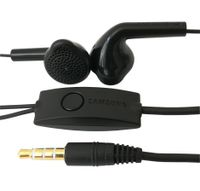 Samsung - EHS61ASFBE - Stereo Headset - 3,5mm Anschluss - Schwarz