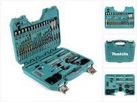 Makita P-90249 100 tlg. Bit, Bohrer & Steckschlüssel Set im Koffer