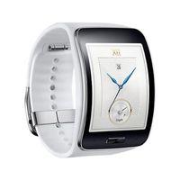 Samsung Gear S R750 3G Smartwatch Weiß Guter Zustand White Box