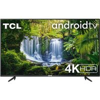 TCL 4K Ultra HD LED TV 109cm (43 Zoll) 43P615, Triple Tuner, HDR10 Android Smart TV