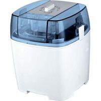 Syntrox Eis Chef IC-30W-A Eismaschine mit Timer Frozen Joghurt Maschine Milchshakemaschine