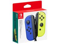 Nintendo Controller Joy-Con 2er Set Blau/Neon Gelb