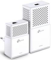 TP-Link TL-WPA7510 KIT - AV1000 WLAN 1000Mbit Powerline Netzwerkadapter Gigabit