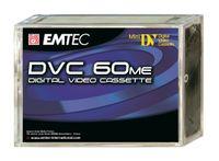 Emtec DVC 60 Min ME (5), 60 min, 5 Stück(e)