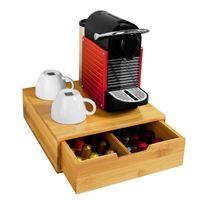 SoBuy® Kaffeekapsel Box,Kapselhalter für Nespresso Kapseln FRG70-N