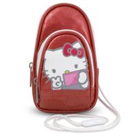 Hello Kitty Backpack Tasche Rot für Nintendo