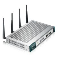 ZyXEL UAG4100 - Wireless Router - 4-Port-Switch - GigE - 802.11a/b/g/n - Dualband