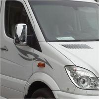 KS1028 - Spiegelkappen Geeignet für Mercedes Sprinter (906) ab 2006->